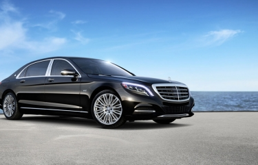 maybach car